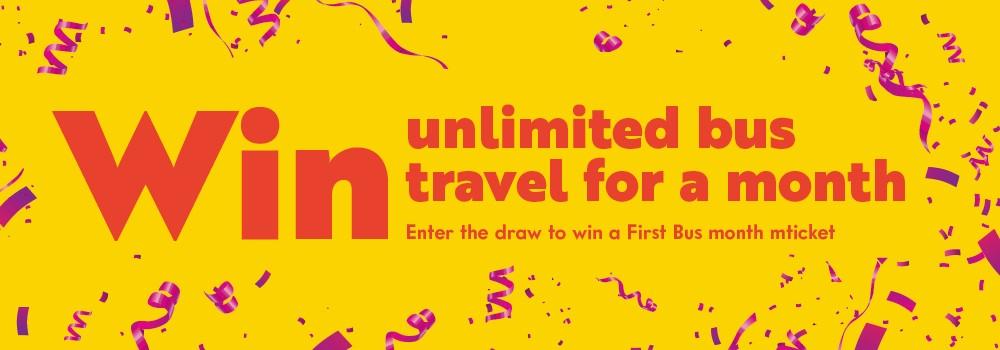 WIN Free Travel Across Aberdeen | Aberdeen | First Bus