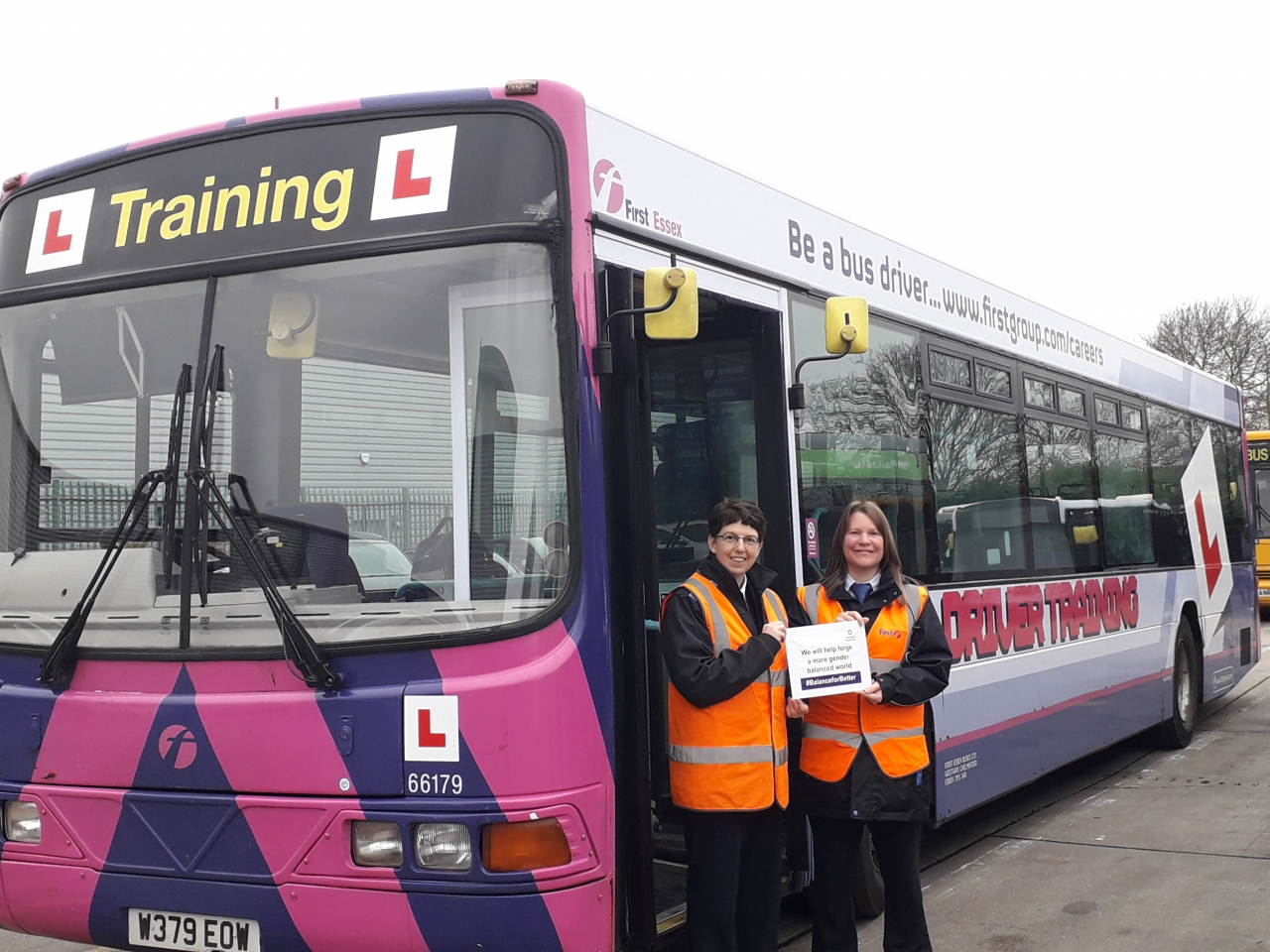 first busses essex
