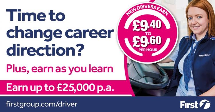 school bus driver jobs uk