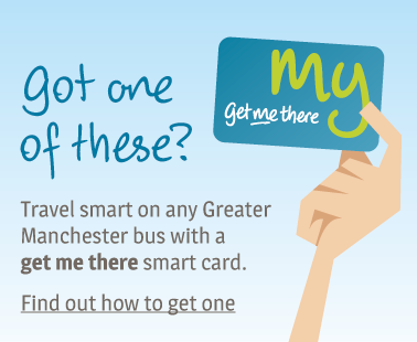 greater manchester get me there smart card advert