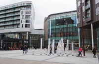 The Rock shopping centre Bury square