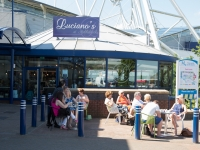 Middlebrook Leisure and Retail Park restaurant