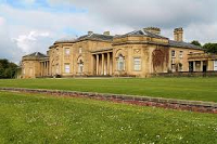 Heaton Hall external view