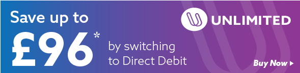 direct debit tickets savings save £96 banner first bus