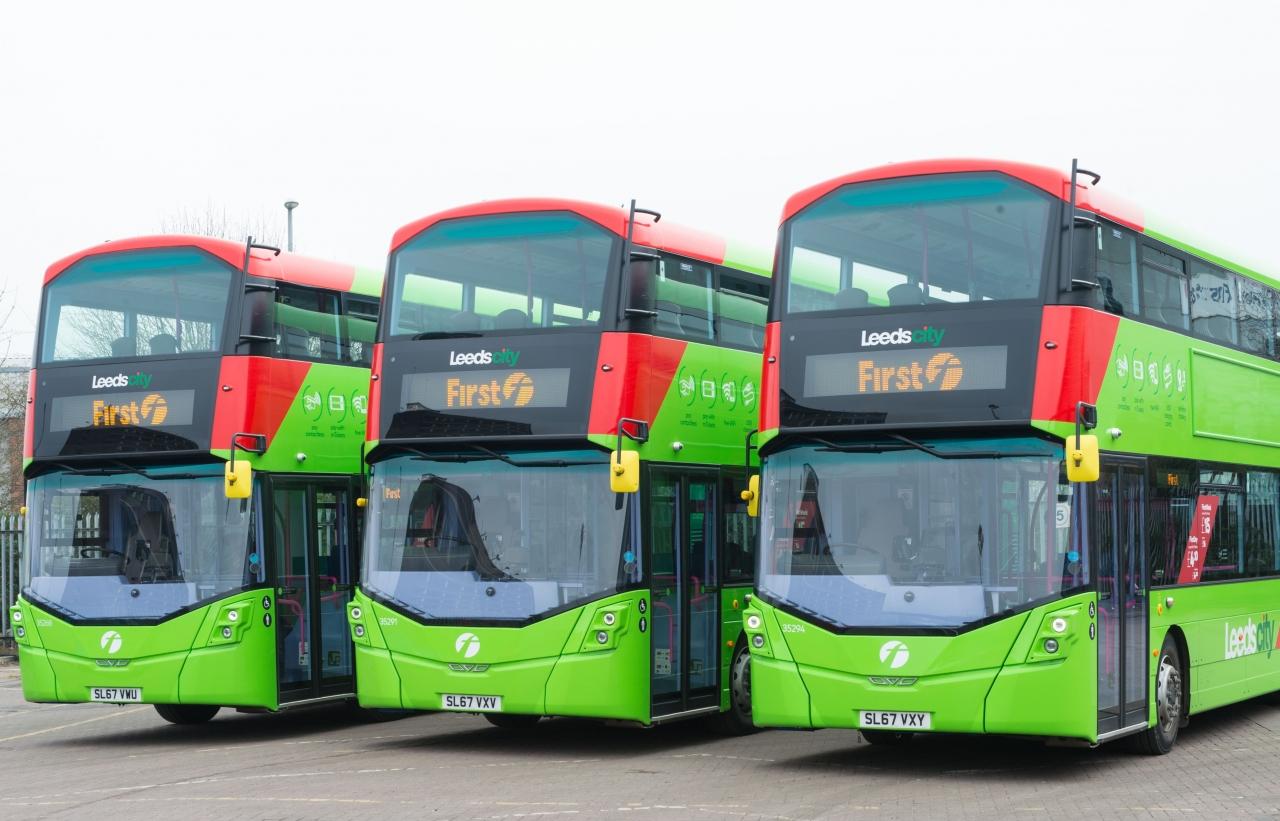 First Tickets | Leeds | First Bus