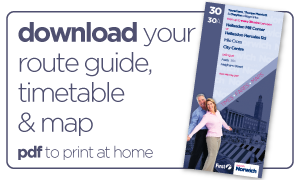 download your route guide, timetable and map first bus norfolk suffolk 30 30A
