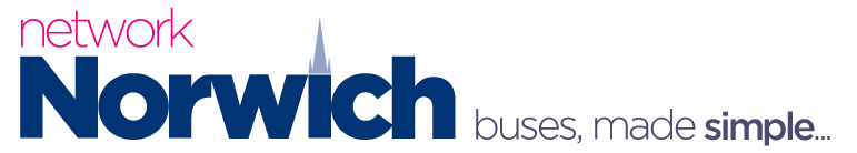 First Bus Network Norwich logo header