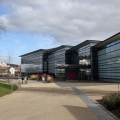 national waterfront museum external view
