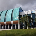LC swansea leisure external view