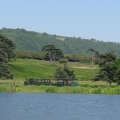 margam country park water view