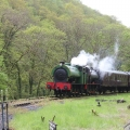 Gwili Railway steam train image