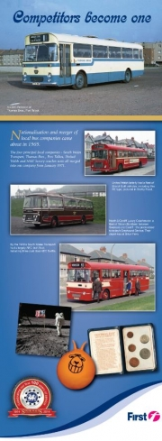 first bus nationalisation informative leaflet