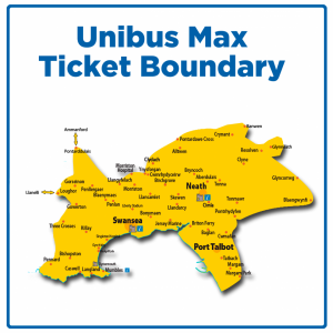 first unibus max ticket boundary