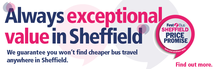 Always exceptional value in Sheffield