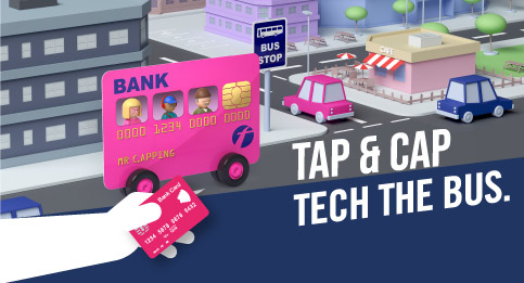 Tap and Cap, Capped contactless payments.