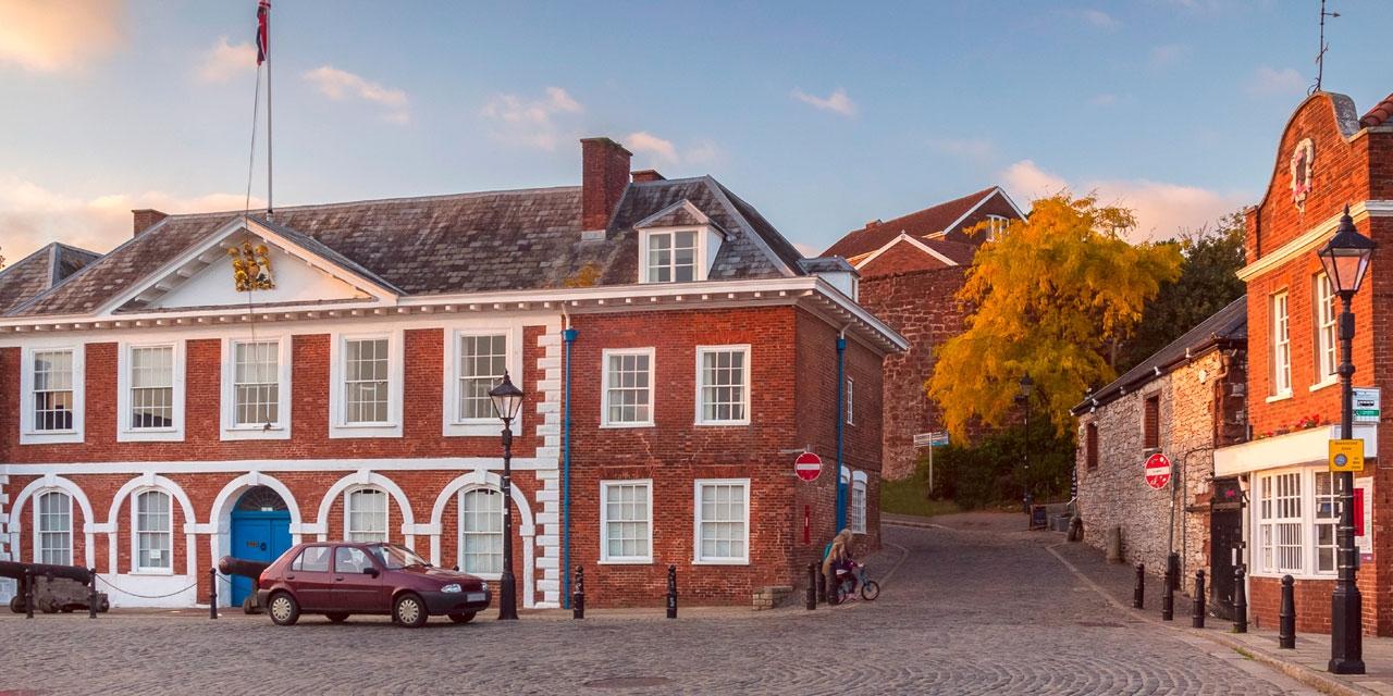 Custom House Visitor Centre