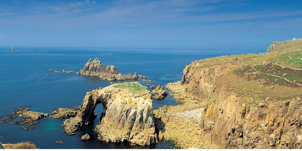 Land's End scenery