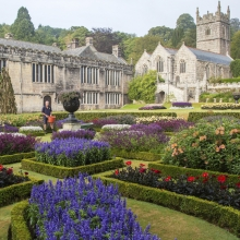 Lanhydrock House & Garden