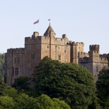 Dunster Castle and Watermill