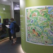National Park Visitor Centre, Princetown