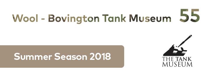 Bovington Tank Museum - Summer 2018