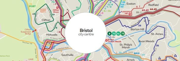 First Bus Services in Bristol