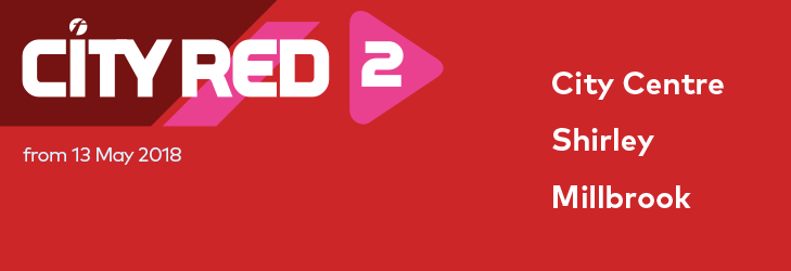 City Red 2 - from 13 May 2018