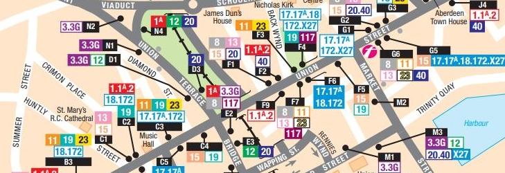 City Centre Map June 2019