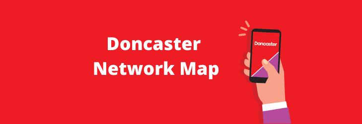 Doncaster Network Map
