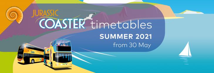 Jurassic Coaster Services - Summer 2021