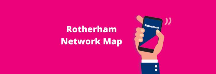 Rotherham Network Map