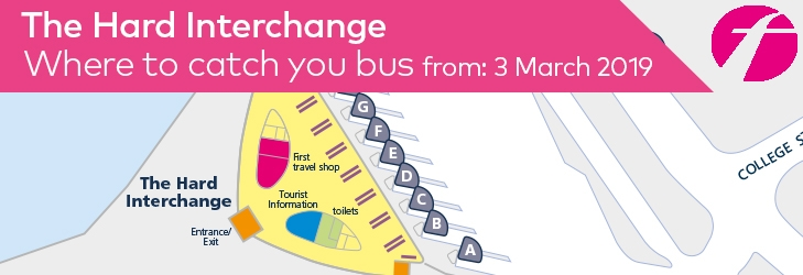 Where to Catch your Bus: The Hard Interchange - 3 March 2019