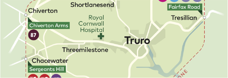 Town Zone Map - Truro