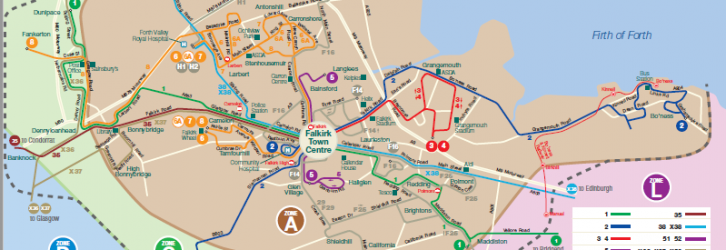 Zone A Map