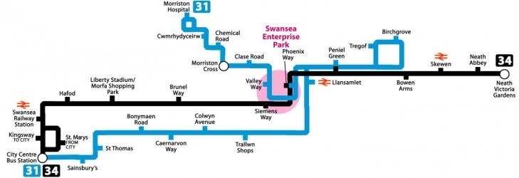 Swansea Enterprise Park