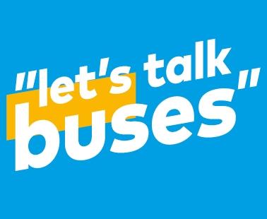 Lets talk buses