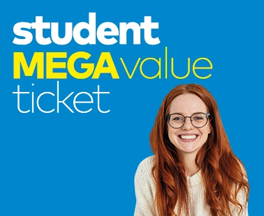 Exclusive offers for students