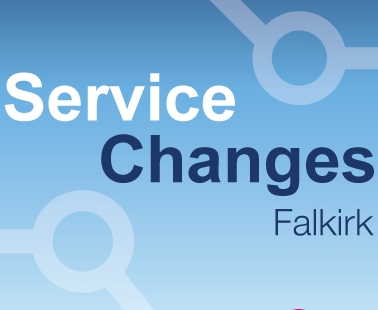 Falkirk Network Changes