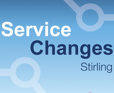 Stirling Network Changes