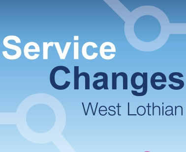 West Lothian Network Changes