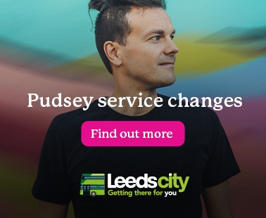 Pudsey Service Changes