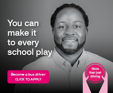 You can make it to every school play - become a bus driver