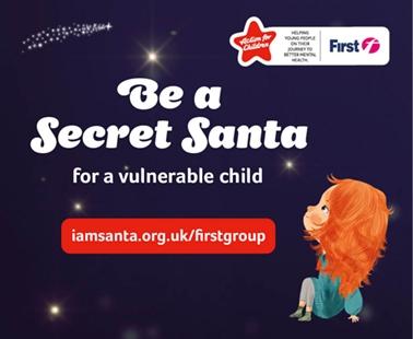Be a Secret Santa this Christmas