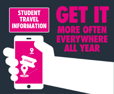 Student travel information