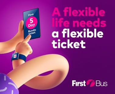 Flexible First Day Ticket Bundles