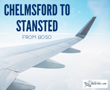 Chelmsford to Stansted