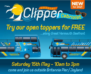 Try our open toppers for FREE on Saturday 15th May 2021