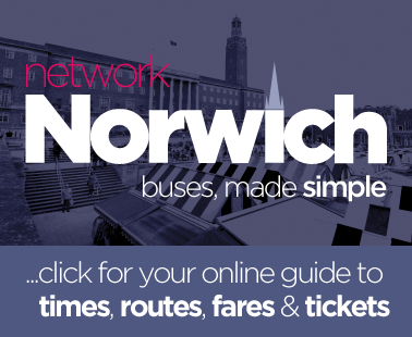 your online guide to Network Norwich buses