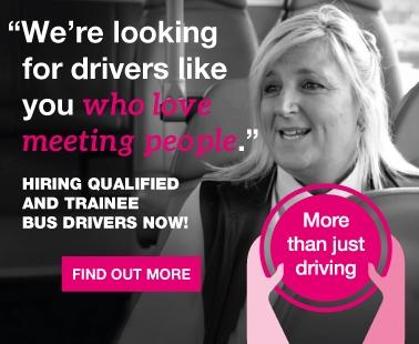 York bus driver jobs