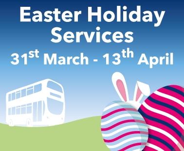 Easter Service Levels